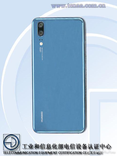 Официальные изображения подтверждает, что смартфон Huawei P20 получил сдвоенную камеру - 2