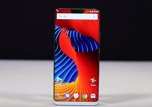 Ulefone T2 Pro — первый в мире смартфон на базе SoC Helio P70
