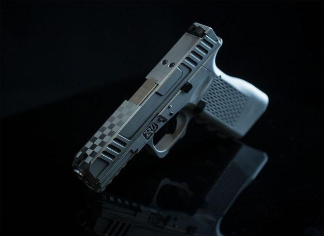 В США создан полностью модульный пистолет