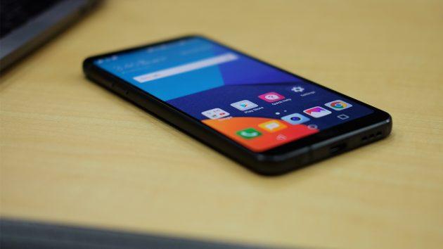 Новый флагманский смартфон LG получит громкоговорители Boombox