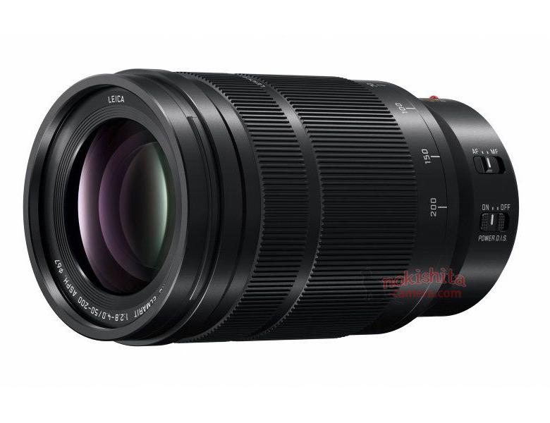 Появились новые сведения об объективе Leica DG Vario-Elmarit 50-200mm f 2.8-4.0 ASPH Power OIS - 1