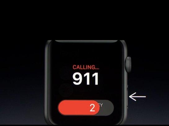 Устройства Apple «следят» за непреднамеренными экстренными вызовами в 911