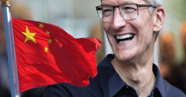 Китайская политика Apple в области обеспечения безопасности iCloud