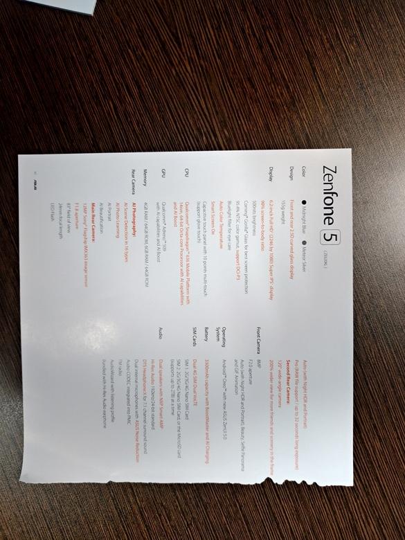 Примеры снимков, сделанных смартфоном Asus ZenFone 5 - 6