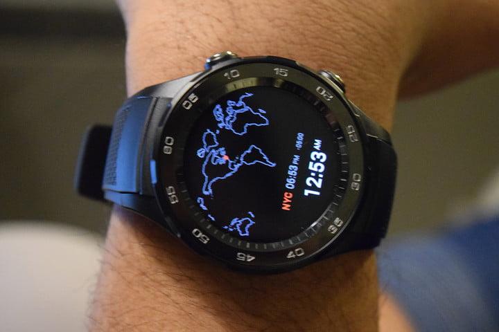 Huawei не отказывается от рынка умных часов