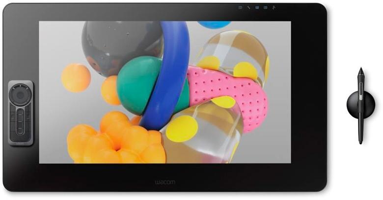 Представлен 24-дюймовый интерактивный дисплей Wacom Cintiq Pro