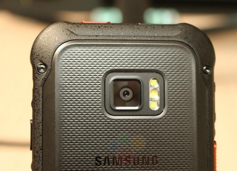 Появилось фото Samsung Galaxy Xcover 5