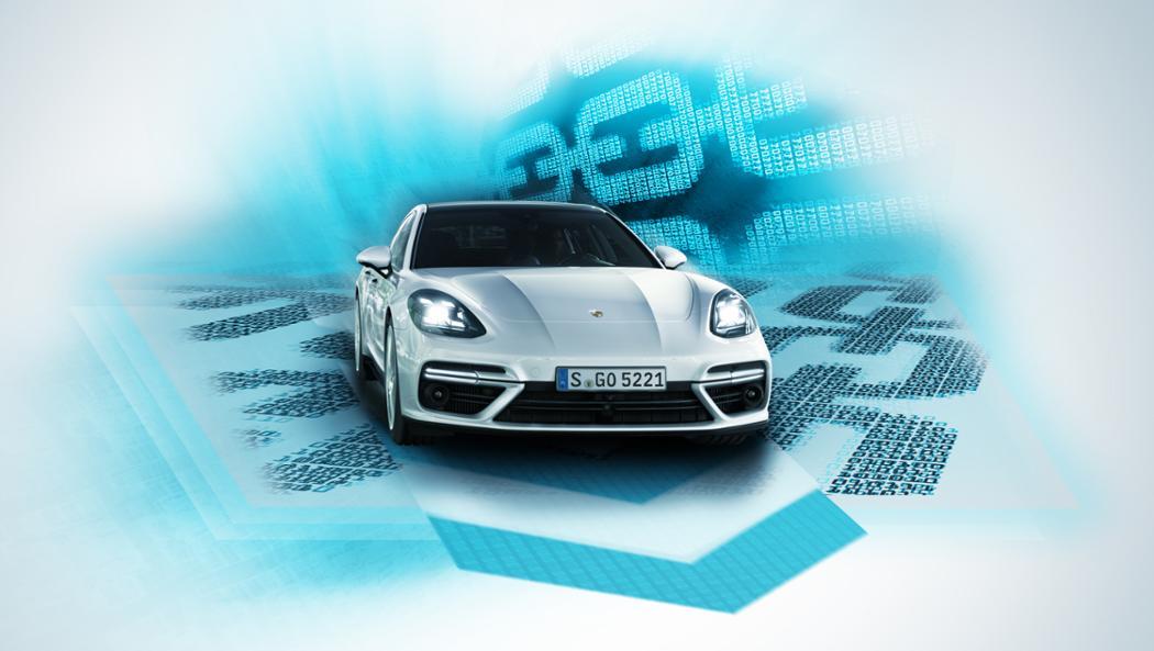 Porsche представляет блокчейн-решение для автомобилей - 1
