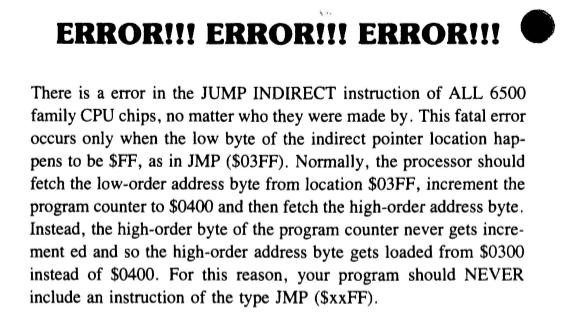 Эмоциональная история процессоров для первых компьютеров с 70-х до начала 90-х - 4