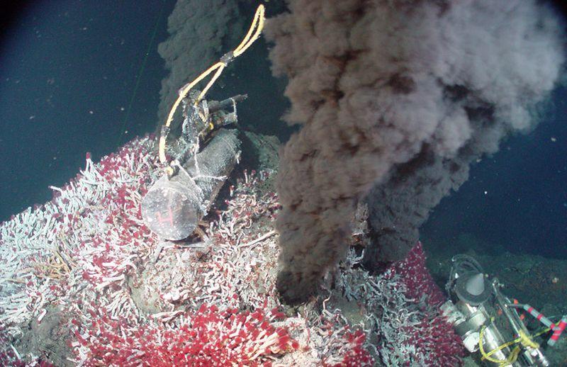 Глубоководные микроорганизмы Земли могут жить и на Энцеладе - 2