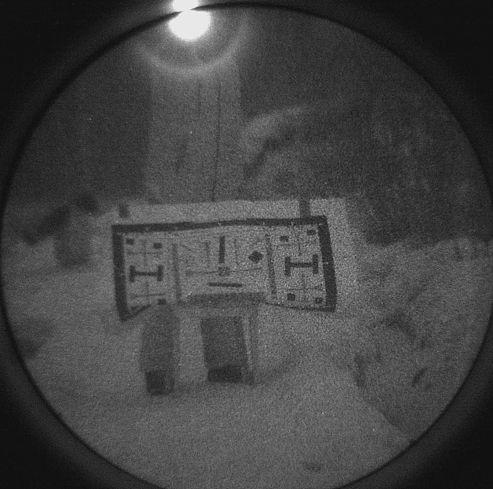Как видят ночью разные камеры и приборы? - 1