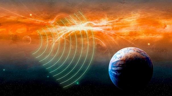 Передача информации быстрее скорости света. Построение систем дальней связи - 1