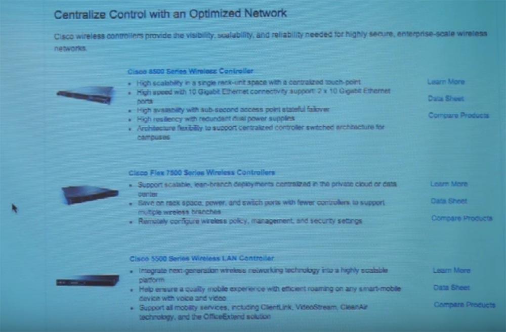 Тренинг FastTrack. «Сетевые основы». «Продукция в сфере беспроводных локальных сетей». Эдди Мартин. Декабрь, 2012 - 5