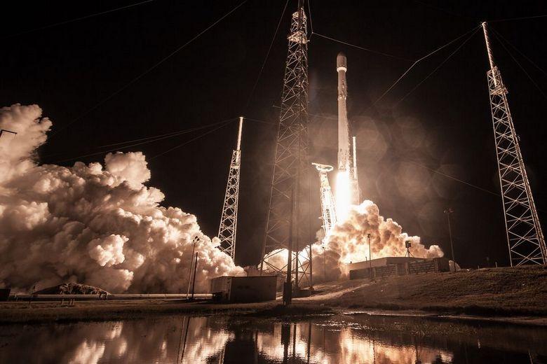 SpaceX запустила пятидесятую Falcon 9