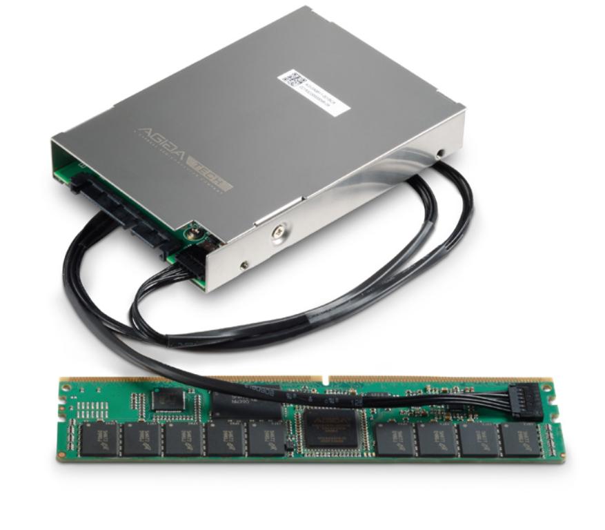 Энергонезависимая память NVDIMM для защиты кэша в RAIDIX 4.6 - 6