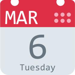 Этот SVG всегда показывает сегодняшнюю дату - 1