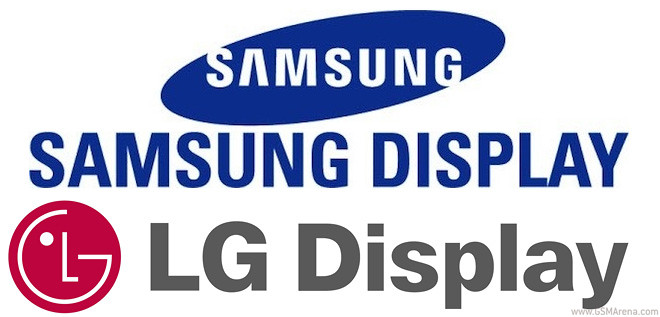 Компании Samsung Display и LG Display ждет сложное первое полугодие 2018