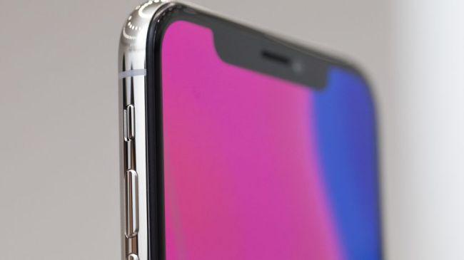 Apple может отказаться от выреза в экране iPhone уже в 2019 году