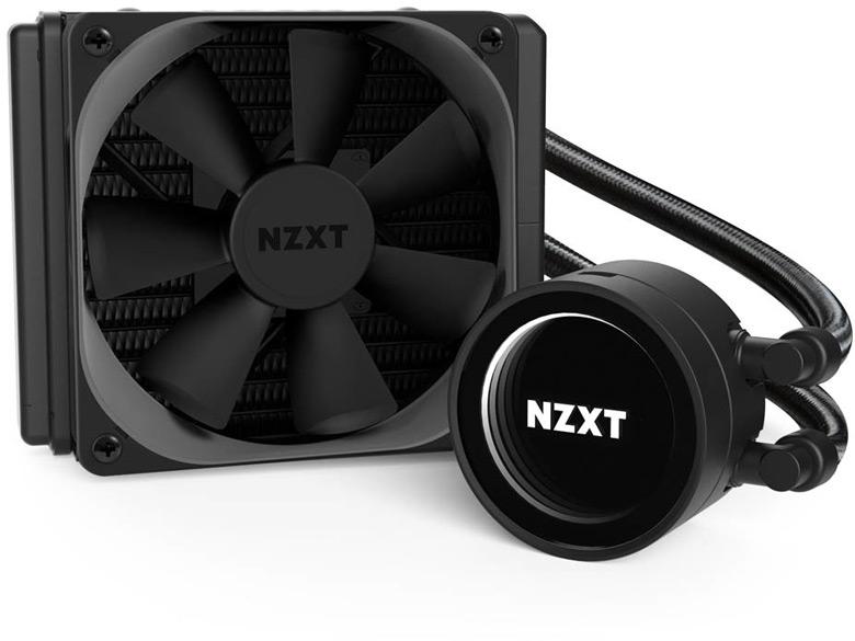 Система охлаждения Kraken M22 предназначена для процессоров