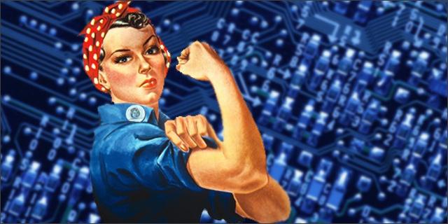 С 8 марта, хабрадевчонки! Выдающиеся женщины в мире компьютерных технологий - 1