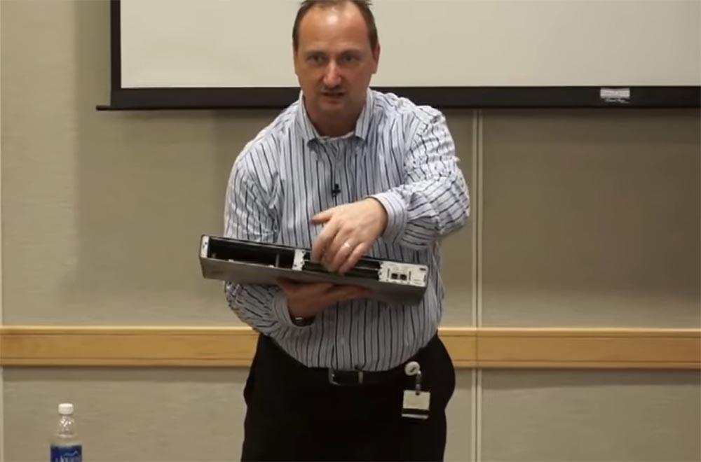 Тренинг FastTrack. «Сетевые основы». «Строение роутеров, платформы маршрутизации от Cisco». Эдди Мартин. Декабрь, 2012 - 7