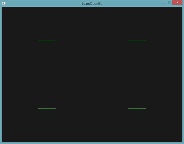 Learn OpenGL. Урок 4.9 — Геометрический шейдер - 3