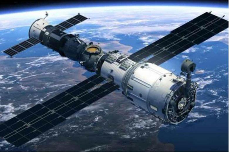 Китайская станция Tiangong-1 упадёт на землю в неизвестном районе