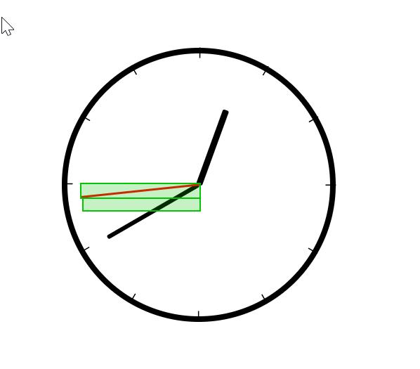 Аналоговые часы, CSS и ничего больше - 2