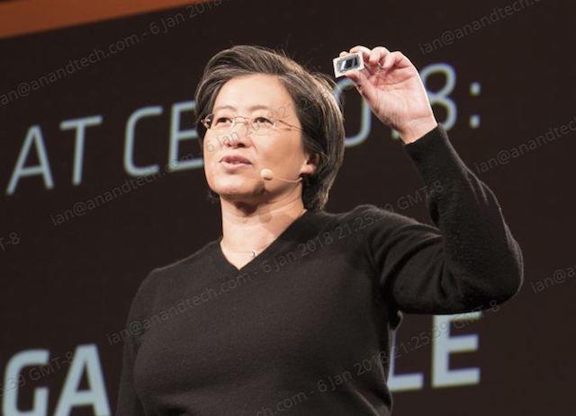AMD Tech Day на Международной выставке потребительской электроники: дорожная карта, APU Ryzen, 12nm Zen+ и 7nm Vega - 1