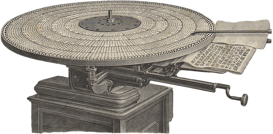 Китайская пишущая машинка — анекдот, инженерный шедевр, символ - 6