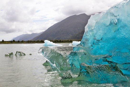 НАСА сможет определить, какие ледники могут наводнить прибрежные города
