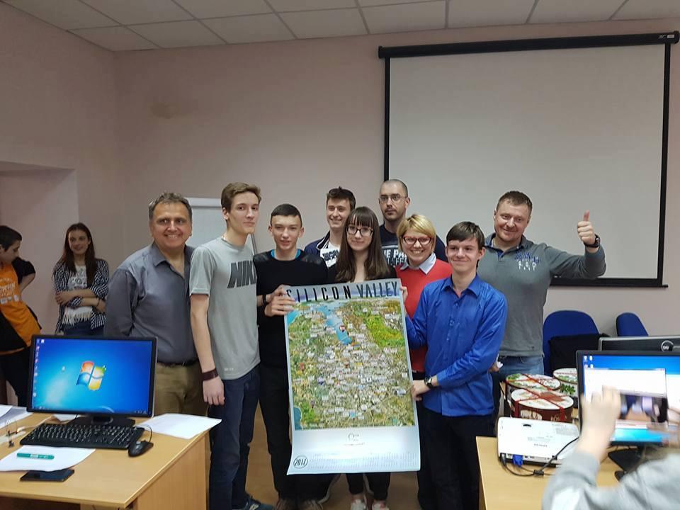 Обсудили в Стенфорде, что делать с математическим и инженерным образованием школьников Украины - 17