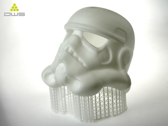 Профессиональные стереолитографические 3D-принтеры DWS XFAB - 11