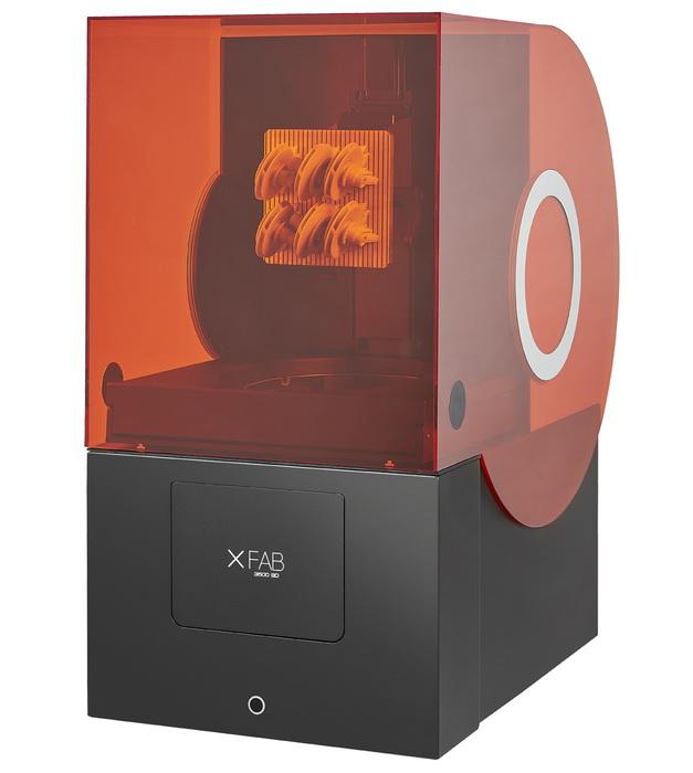 Профессиональные стереолитографические 3D-принтеры DWS XFAB - 7