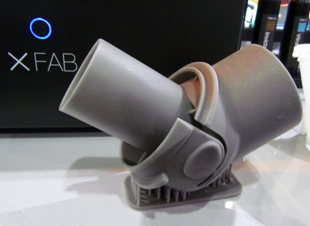 Профессиональные стереолитографические 3D-принтеры DWS XFAB - 9
