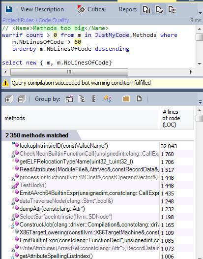 Уроки, которые можно извлечь из кодовой базы LLVM-Clang - 32