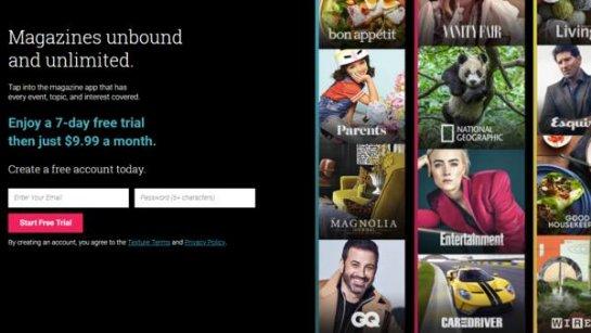Apple приобретает платформу цифрового журнала Texture