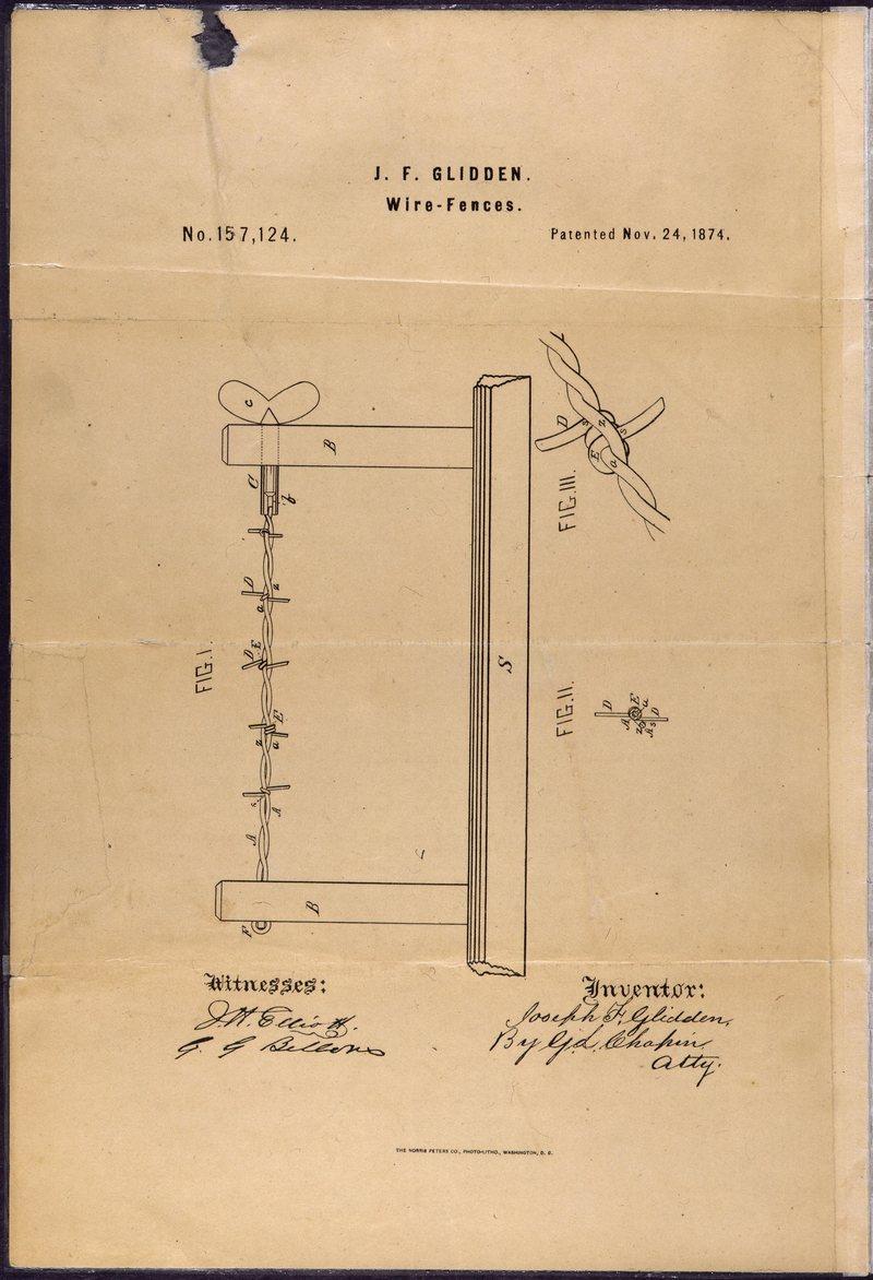 Как фермеры Дикого Запада организовали телефонную сеть на колючей проволоке - 3