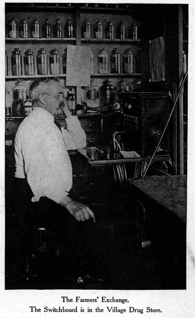 Как фермеры Дикого Запада организовали телефонную сеть на колючей проволоке - 6