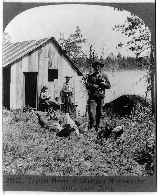 Как фермеры Дикого Запада организовали телефонную сеть на колючей проволоке - 9