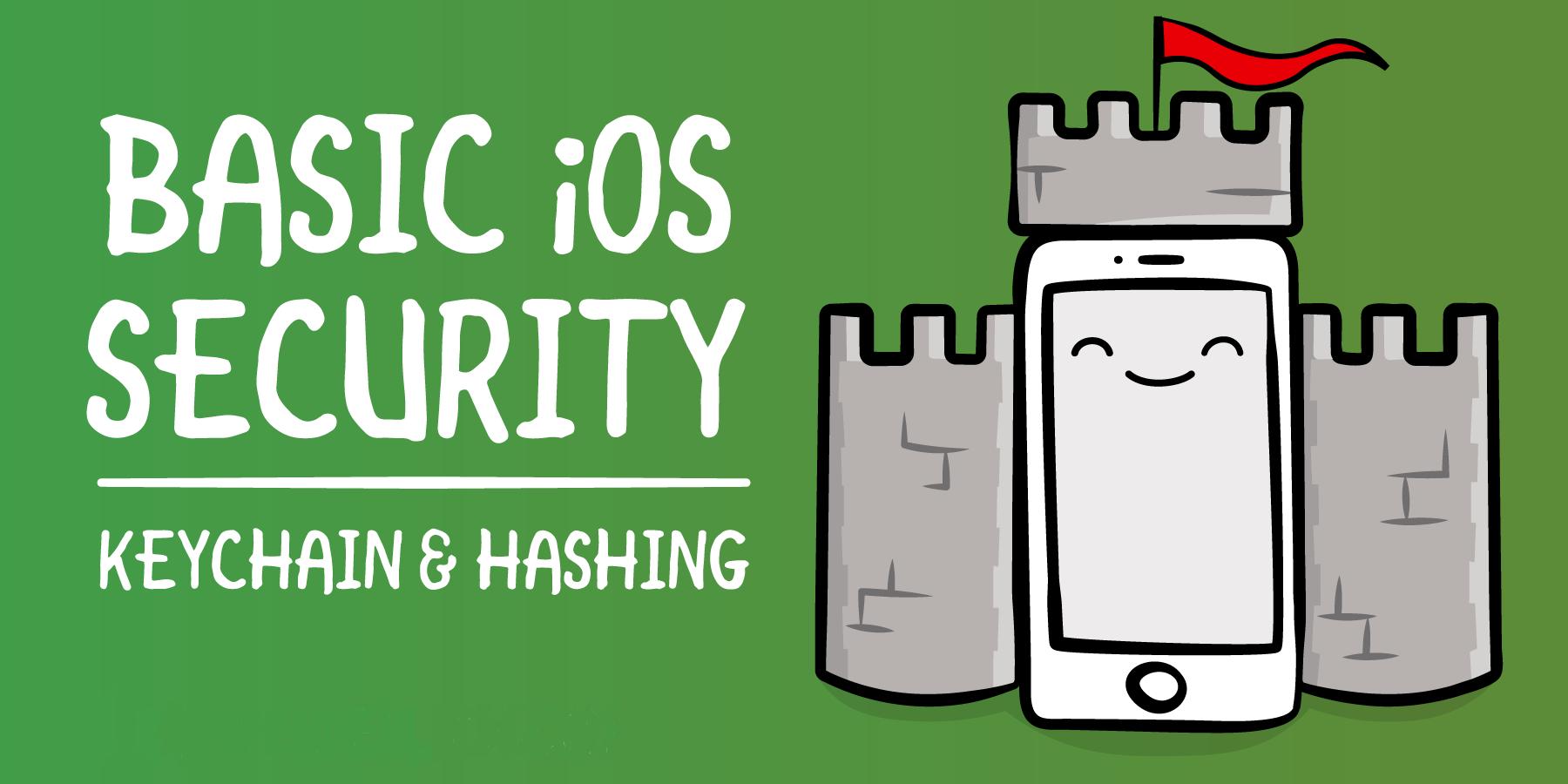 Основы безопасности: Keychain и Хеширование - 1
