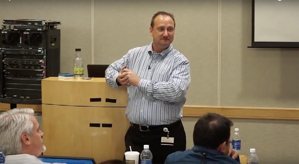 Тренинг FastTrack. «Сетевые основы». «Ценность Cisco в дата-центрах». Эдди Мартин. Декабрь, 2012 - 1