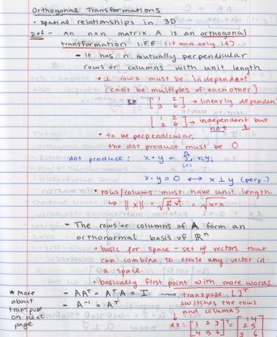 Cжатие и улучшение рукописных конспектов - 3