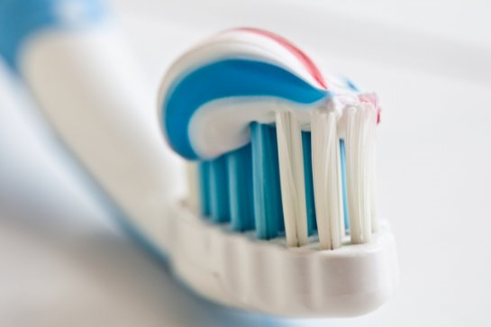 Была доказана бесполезность зубной пасты