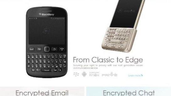 Исполнительный директор компании Blackberry заключен под стражу