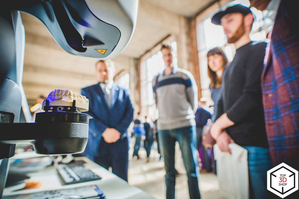 Конференция по цифровому производству Top 3D Expo — 10 апреля - 15