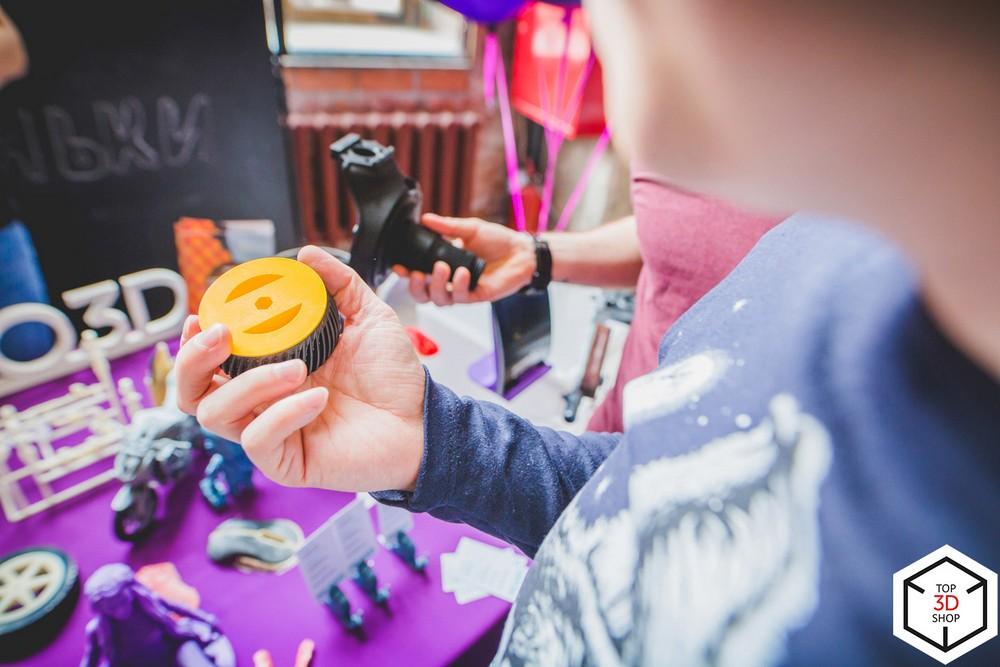 Конференция по цифровому производству Top 3D Expo — 10 апреля - 23