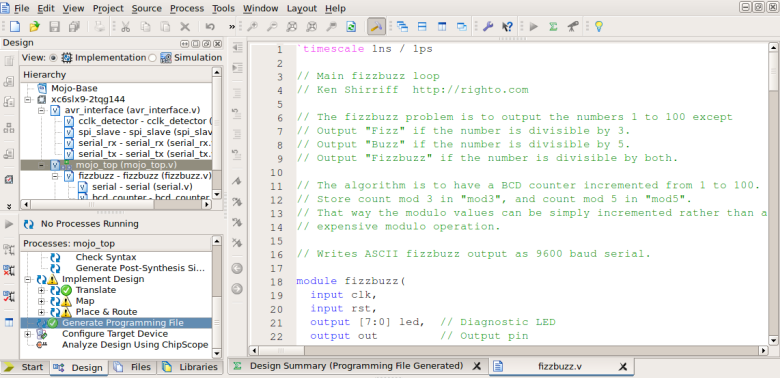Реализация FizzBuzz на FPGA - 3