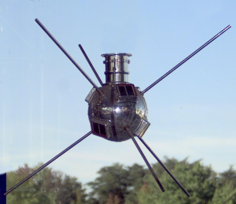 Спутники-долгожители - 1