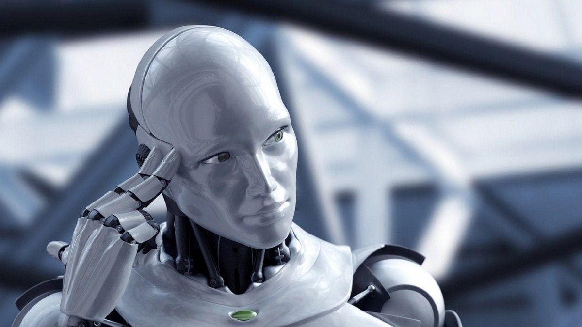 Роботов заставляют «мыслить» - 1